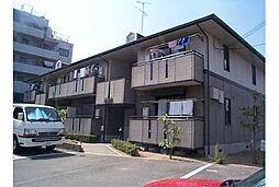 京都府京都市西京区樫原蛸田町の賃貸アパートの外観