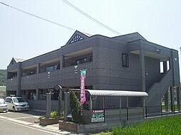 兵庫県加西市北条町古坂7丁目の賃貸マンションの外観
