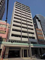 エステムコート心斎橋EASTIIIエクシード[10階]の外観