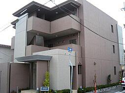 兵庫県伊丹市梅ノ木1丁目の賃貸マンションの外観
