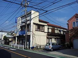 東京都江戸川区北小岩4丁目の賃貸アパートの外観