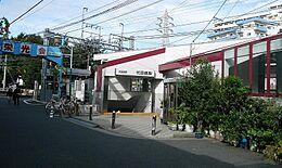 代田橋駅徒歩6分 商店街が駅前にあり便利