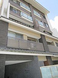 プラネシア神宮道[4階]の外観