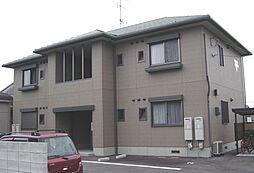 岡山県岡山市南区洲崎1丁目の賃貸アパートの外観
