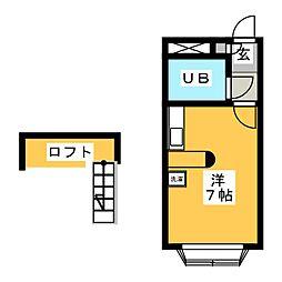 元加治駅 3.2万円