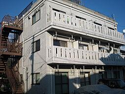 静岡県駿東郡長泉町下土狩の賃貸アパートの外観
