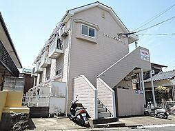 福岡県北九州市八幡西区楠木1丁目の賃貸アパートの外観