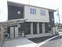 ソレアード A・B棟[2階]の外観