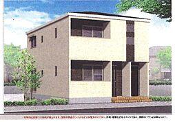 [タウンハウス] 大阪府大阪市鶴見区緑1丁目 の賃貸【/】の外観