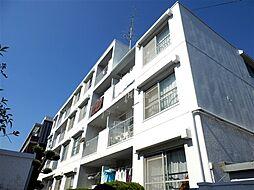 兵庫県神戸市中央区上筒井通5丁目の賃貸マンションの外観
