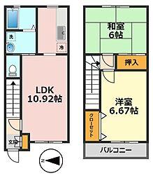 都営新宿線 篠崎駅 徒歩9分