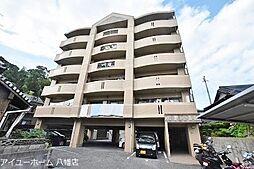 福岡県北九州市八幡西区長崎町の賃貸マンションの外観