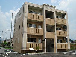 広島県広島市安佐北区口田南1丁目の賃貸マンションの外観
