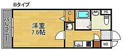 FDS amore[2階]の間取り