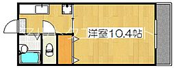 MIIスターマンション[2階]の間取り