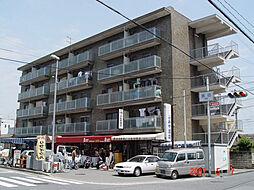 兵庫県姫路市手柄2丁目の賃貸マンションの外観