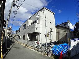 阪急宝塚本線 庄内駅 徒歩7分の賃貸アパート