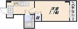 アメニティハイム[4階]の間取り