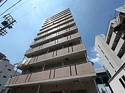 愛知県名古屋市中村区畑江通3の賃貸マンションの外観