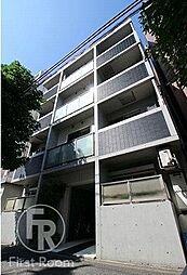 東京都品川区大崎3丁目の賃貸マンションの外観