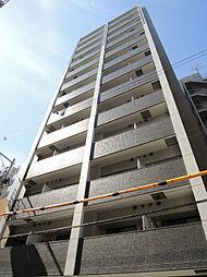 レジュールアッシュ南堀江[8階]の外観