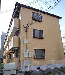 京都府京都市下京区西七条南衣田町の賃貸アパートの外観