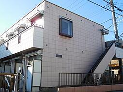 プリべメゾンMORI[1階]の外観