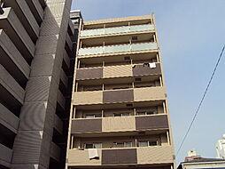 ラッフル仲田[6階]の外観