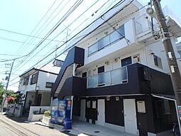東京都大田区西馬込2の賃貸マンションの外観