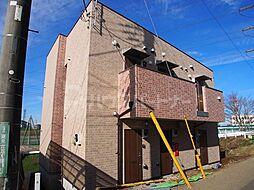 東武野田線 塚田駅 徒歩15分の賃貸アパート