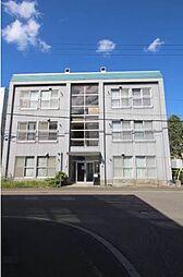 北海道札幌市豊平区平岸一条5丁目の賃貸マンションの外観