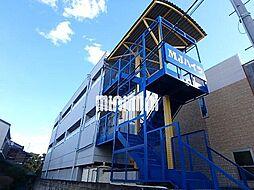 MJハイツ[3階]の外観