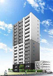 パークアクシス東別院[4階]の外観