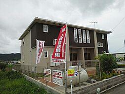 和歌山県和歌山市吐前の賃貸アパートの外観