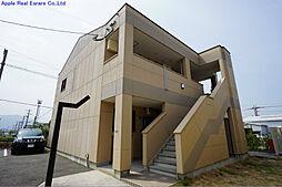 リリーガーデン[2階]の外観