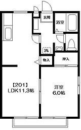 横芝駅 3.6万円
