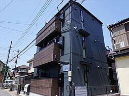 グランニールwest勝田台[3階]の外観