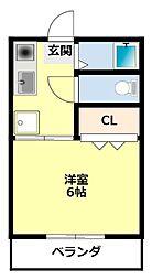 梅坪駅 3.1万円