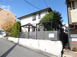 兵庫県神戸市西区前開南町1丁目の賃貸アパートの外観