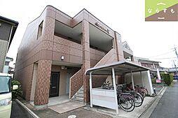 奈良県橿原市縄手町の賃貸アパートの外観