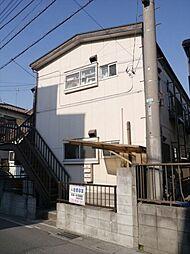 土屋コーポ[2階]の外観