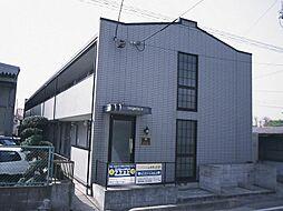 埼玉県吉川市吉川1丁目の賃貸アパートの外観