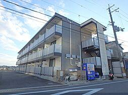 近鉄京都線 小倉駅 徒歩15分の賃貸アパート