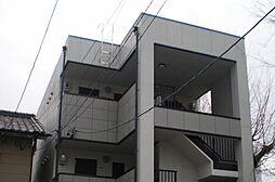 アンプルールフェールプチメゾン[2階]の外観