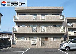 パークマンション弥生[2階]の外観