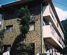 京都府京都市左京区八瀬近衛町の賃貸マンションの外観