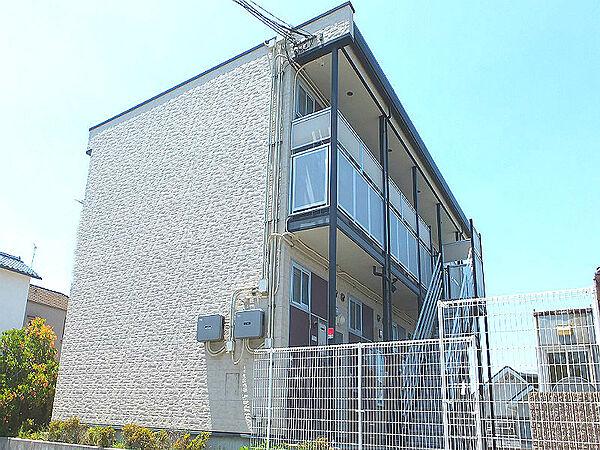 レオパレス南五葉 1階の賃貸【兵庫県 / 神戸市北区】