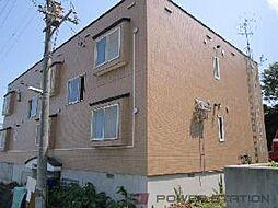 ヒルズ・コア・タキ[2階]の外観