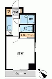 日宝コート浅間町[0303号室]の間取り