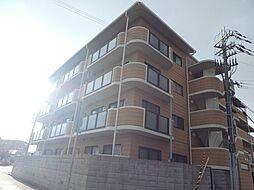 兵庫県明石市大久保町福田2丁目の賃貸マンションの外観